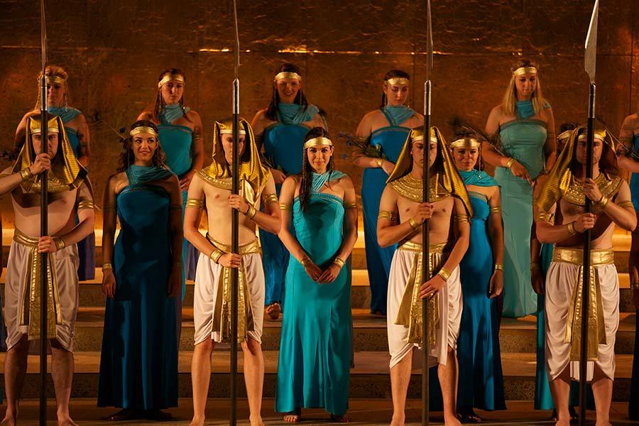 Aida Dorset Opera Festival