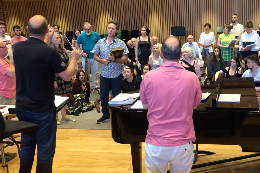 The Dorset Opera Summer School